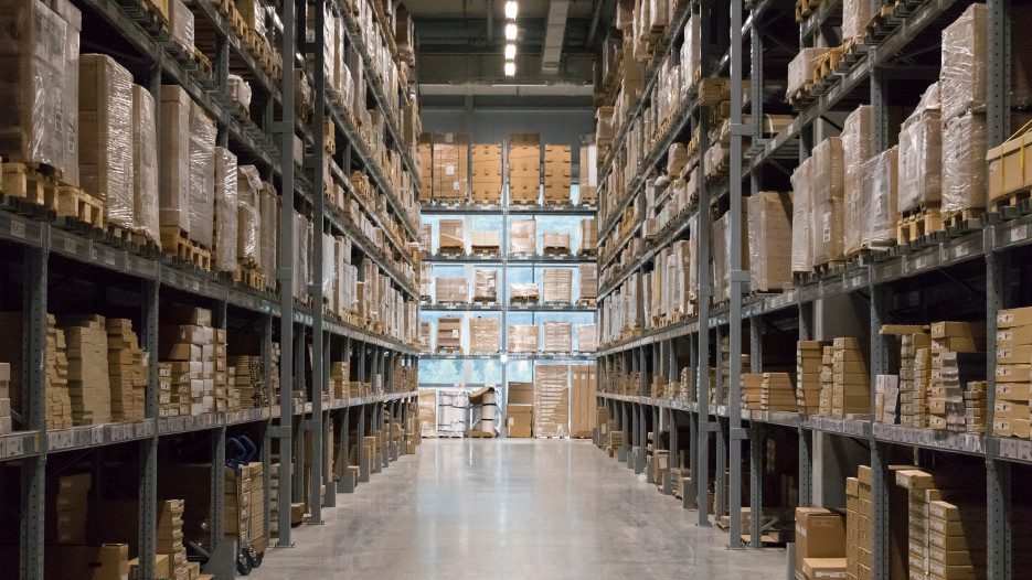contractor supply warehouse
