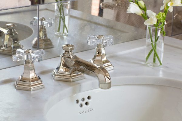 Kallista faucets marry form and function