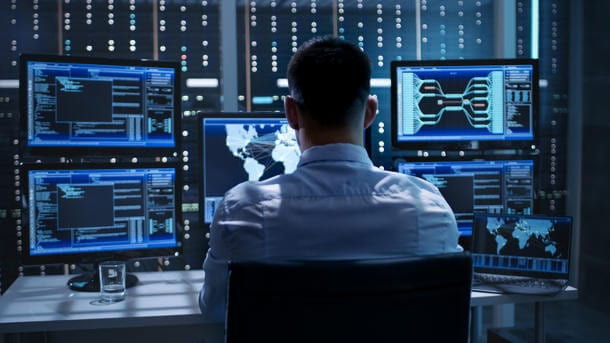 cyber security solutions behavior monitoring