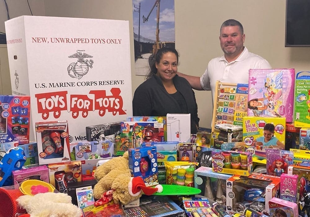 Toys for Tots Charity