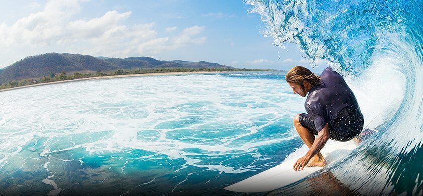 Surfing Professionals Use Snapchat Stories to Engage Fans