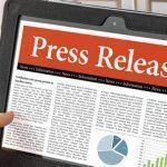press release for business