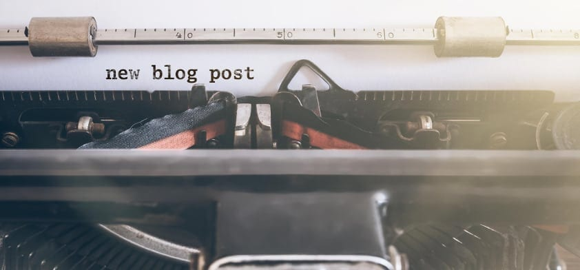 things to blog about