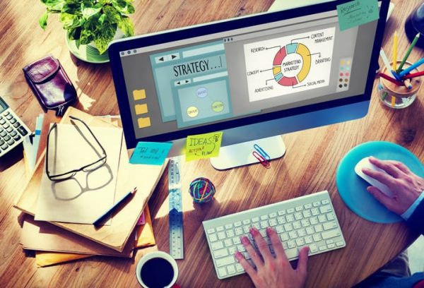 A content marketing agency provides results