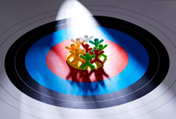 Target marketing helps you reach the right customers.