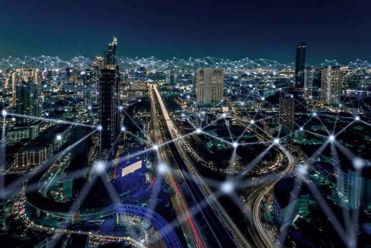 Interconnected city