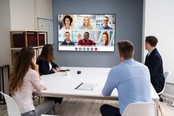 Video conferencing software is here to stay