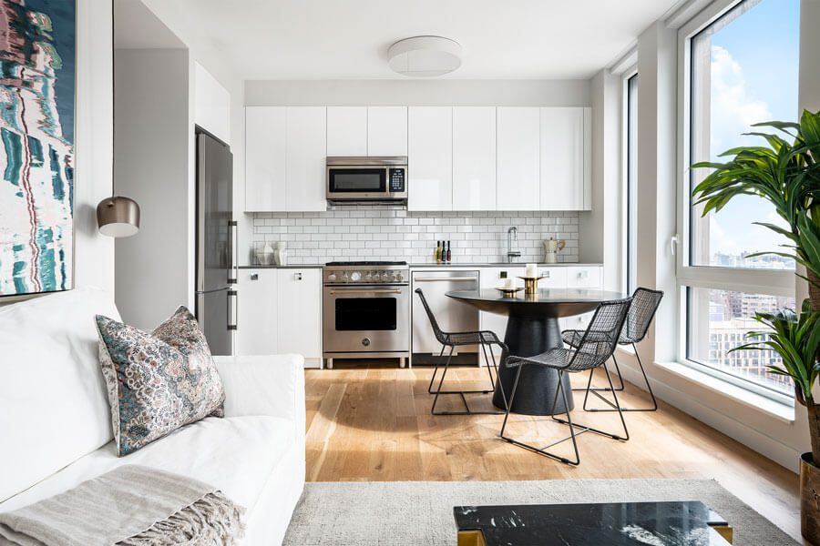 An apartment in Essex Crossing