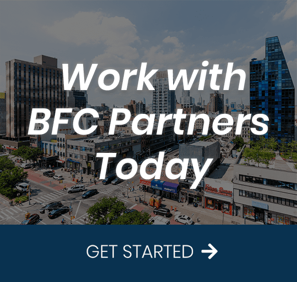 Work with BFC Partners Today