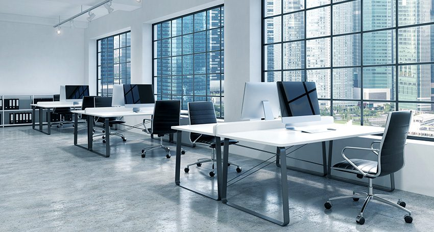 Commercial Cleaning Company | Commercial Services