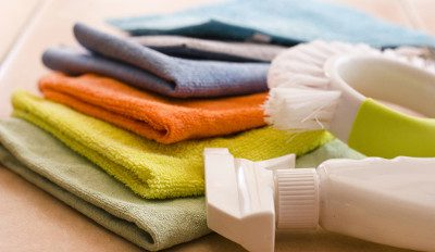 microfiber cloths | green cleaning services